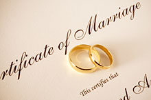 Marriage Certificate Apostille Instructions